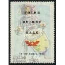 Bale 1952 Foire Suisse