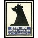 Berlin 1925 Möbel-Messe