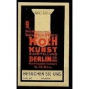 Berlin 1931 9. Reichs-Gastwirts-Messe u. Koch Kunst Ausstellung