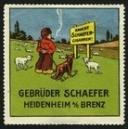 Schaefer Heidenheim Cigarren (WK 02)