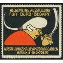 Berlin Allgemeine Ausstellung für Büro-Bedarf