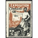 Charleroi 1911 Exposition (braun)