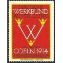 Coeln 1914 Deutsche Werkbund Ausstellung