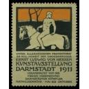 Darmstadt 1911 Kunstausstellung