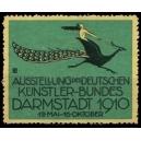 Darmstadt 1910 Ausstellung des Deutschen Künstler-Bundes