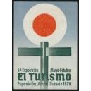 Dresde 1929 8a Exposicion El Turismo