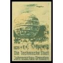 Dresden 1928 Die Technische Stadt Jahresschau