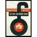 Frankfurt 1927 FIM Frankfurter Messe