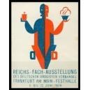 Frankfurt 1929 Reichs-Fach-Ausstellung des Drogisten Verbandes