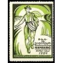 Hamburg 1924 D.L.G. 30. Landwirtachaftliche Wanderausstellung