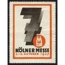 "Köln 1927 Messe ""7"""