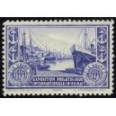 Le Havre 1929 Exposition Philatelique (blau)