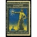 Leipzig 1912 Elektrotechnische Ausstellung (Var. WK 01)
