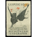 Leipzig 1914 Ausstellung für Buchgewerbe und Graphik (D)