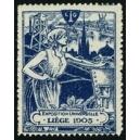 Liège 1905 Exposition Universelle (Arbeiterin WK 01)