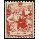 Liège 1905 Exposition Universelle (Arbeiterin WK 02)