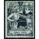 Liège 1905 Exposition Universelle (Arbeiterin WK 03)