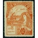 Liège 1905 Exposition Universelle (Frau WK 02)