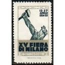 Milano 1934 XH Fiera di