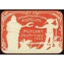 München 1906 Landwirtschaftliche Ausstellung (WK 05 - rot)
