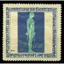 München 1911 Ausstellung Die Elektrizität ...