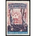 Frankfurt 1924 41. Bundestag des Bundes Deutscher Radfahrer