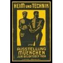 München 1928 Heim und Technik Ausstellung