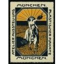 München Atelier Ausstellung Plastischer Plakate (WK 02)
