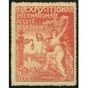 Nancy 1909 Exposition de l'Est de la France (WK 06)