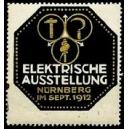 Nürnberg 1912 Elektrische Ausstellung (Var A)