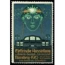 Nürnberg 1912 Elektrische Ausstellung (Var B)