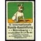 Nürnberg 1912 IV. Internationale Hunde-Ausstellung (Var B)