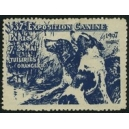 Paris 1907 37. Exposition Canine (WK 01 - blau)
