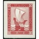 Paris 1937 Exposition Philatelique (Var A - WK 01)