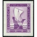 Paris 1937 Exposition Philatelique (Var A - WK 02)