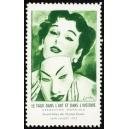 Paris 1955 Le Faux dans l'Art et l'Histoire Exposition (grün)