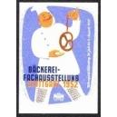 Stuttgart 1952 Bäckerei - Fachausstellung