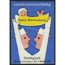 Stuttgart 1955 Landesausstellung Baden Württemberg