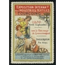 Tourcoing 1906 Exposition des Industries Textiles