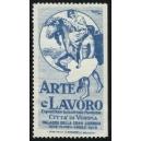 Verona 1908 Arte e Lavoro Esposizione ... (blau)