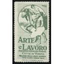 Verona 1908 Arte e Lavoro Esposizione ... (grün)