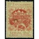 Venezia 1897 IIa Esposizione Internazionale d'Arte (WK 01)