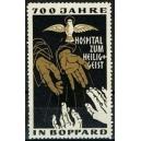 Boppard 700 Jahre Hospital zum Heilig. Geist (Hände)