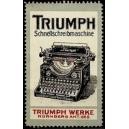 Triumph Schnellschreibmaschine (WK 01)