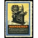 Wanderer Fräsmaschinen (WK 01)