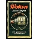 Wotan Bahn - Lampen mit gezogenem Leuchtdraht