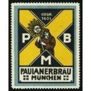 Paulanerbräu München (WK 01)