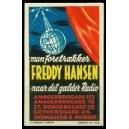 Hansen naar det goelder Radio ...