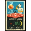 Hansen Elektricitet og Radio ...
