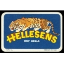 Hellesens Dry Sells (WK 01 - Tiger)